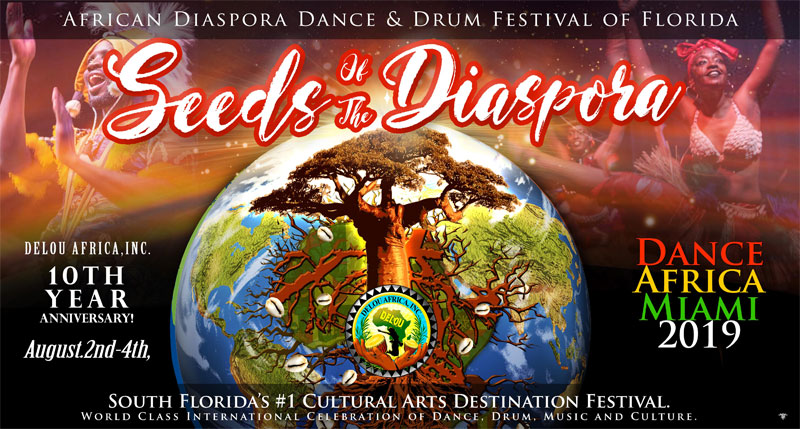 African Diaspora Dance & Drum Festival of Florida