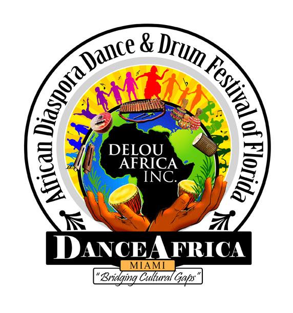 Dance Africa Miami logo