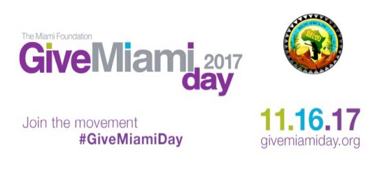 Give Miami Day banner