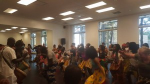 Community Dance and Drum Classes