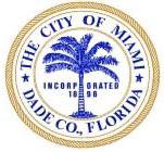 The City of Miami Dade County Florida logo