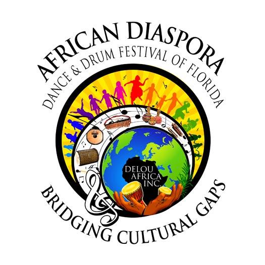 African Diaspora Dance & Drum Festival of Florida logo