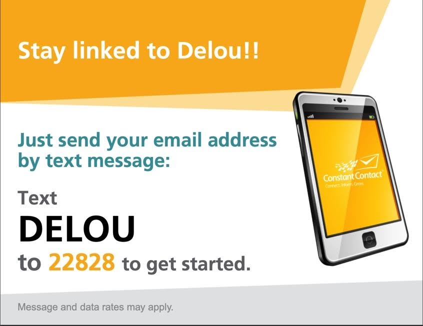 Constant Contact mailing list opt-in via text message