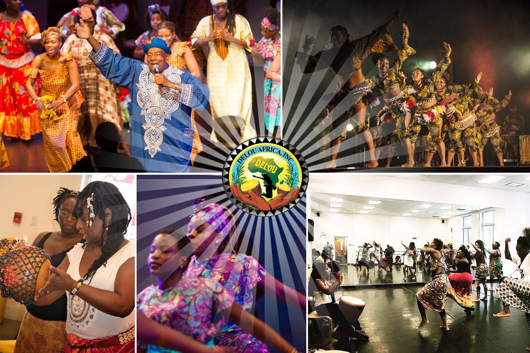 Delou Africa
