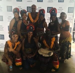 Delou African Dance Ensemble